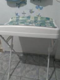 Banheira com trocado