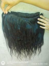 Telas de cabelo humano
