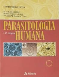 LIVRO PARASITOLOGIA HUMANA