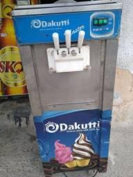 Máquina de sorvete Dakuty