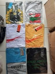 Camisas Premium (pré lavadas e estonadas)