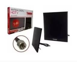 Antena Para Tv Digital Interna 5 Dbi Tomate Mta-3010