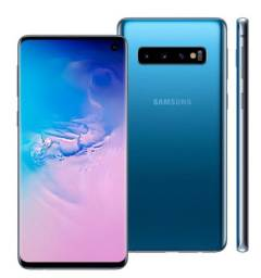 Samsung s10 aceito cartão