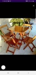 Fabricamos móveis em madeira ( *