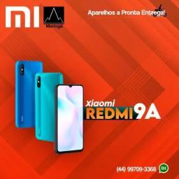 Título do anúncio: Redmi 9A 32GB - 0 Taxa de Entrega! Só na MiMaringá!