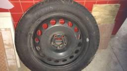 pneu e aro 205/55/ R16