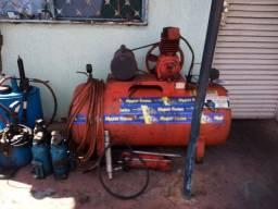 Vende-se oficina completa de Diesel