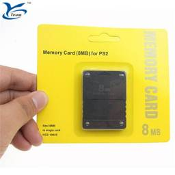 Memory Card Cartão Memória Playstaion 2 Ps2 Novo Lacrado