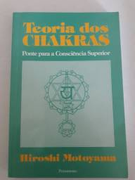 "Livro ""TEORIA DOS CHAKRAS"""