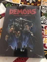 Box Demons de LAMBERTO BAVA 1 e 2 mais o cd com a trilha sonora
