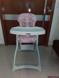 Cadeira alimentação Burigoto Peg-Pérego