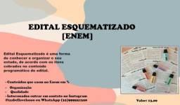 Edital Esquematizado ENEM 2020/2021