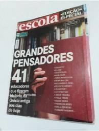 Revista Nova Escola - Grandes Pensadores