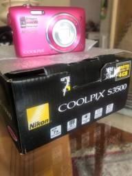 Câmera filmadora em HD Nicon