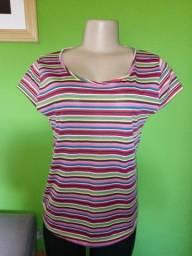 Blusas Femininas em Malha, modelos diversos (três) - GG