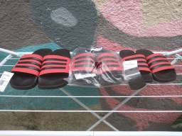 Sandália do Flamengo / Adidas original.