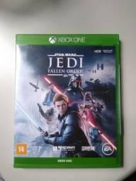Jogo Star Wars Jedi fallen order Xbox one