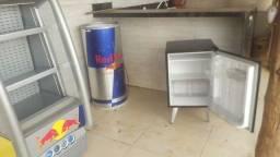 Freezer Red Bull lata
