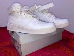Tênis Nike Air Force 1 Mid '07 Tamanho 43