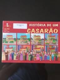 Livro História de um casarão  (ISBN *3475)
