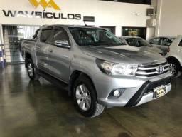 Título do anúncio: Toyota Hilux SRV 2016 km 87 mil km