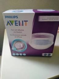 Esterilizador a Vapor para Microondas Avent Philips