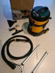 Extratora Wap Home Cleaner 20L laranja e preto 127V