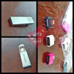 Pendrive Samsung 2TB + Brinde