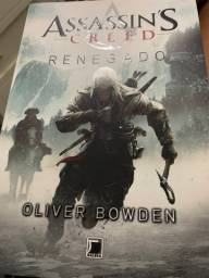 livro assasins  creed renegado