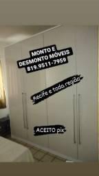 MONTO DESMONTO MONTO E DESMONTO MÓVEIS