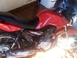 Moto Honda fan partida