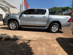 Toyota Hilux SRV 2016/2016 diesel 4x4