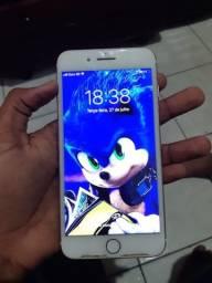 iPhone 7 Plus sem marca de usou 32 gigas