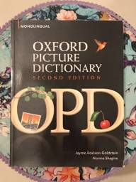 Oxford picture dictionary second edition monolingual