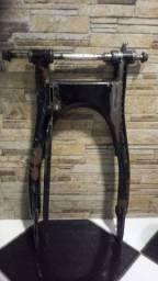 Quadro Elástico Balança Cb400 E 450 Original