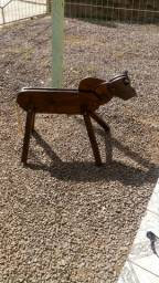 Vaca parada