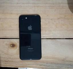 iPhone 8 - 64G Cinza Espacial