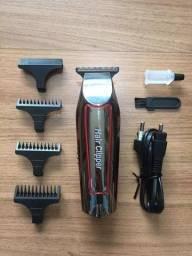Aparador de cabelo/barba Original Kemei - Alta qualidade