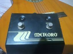 Pedal Foot Switch Meteoro (com leds indicadores).