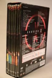 Box Arquivo X 1ª A 9ª Temporada - Originais - Lacrados