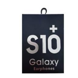 Fone com Microfone Sansung S10+  Intra Auricular Earphones<br>