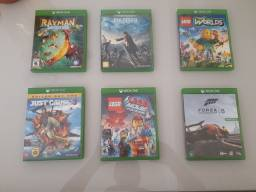 Jogos Xbox One ( ler anúncio )