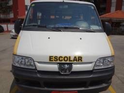 Van Boxer 2010/11 C/Ar, Bxa Km, Ótima Conservação, Escolar + CRM