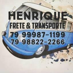 HENRIQUE FRETE E TRANSPORTE
