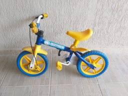bicicleta pequena aro 12