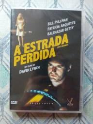 DVD A Estrada Perdida David Lynch (LACRADO)