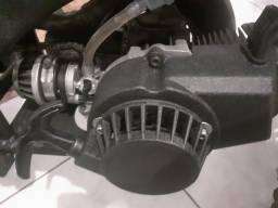 Vendo  motor da mini moto funcionando normal só não vai com s bobina