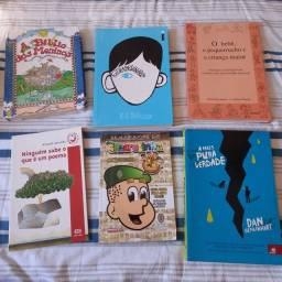 Livros Usados Infantojuvenil