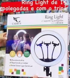 Ring light 14polegadas.$210