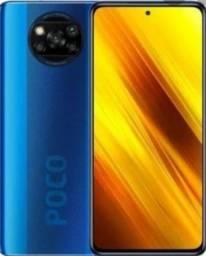 Poco x3 nfc 6gb 128 azul